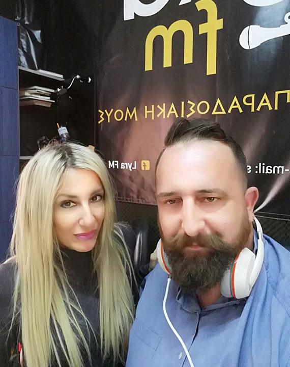 Μανώλης Οικονομάκης - Ελένη Μεταξά