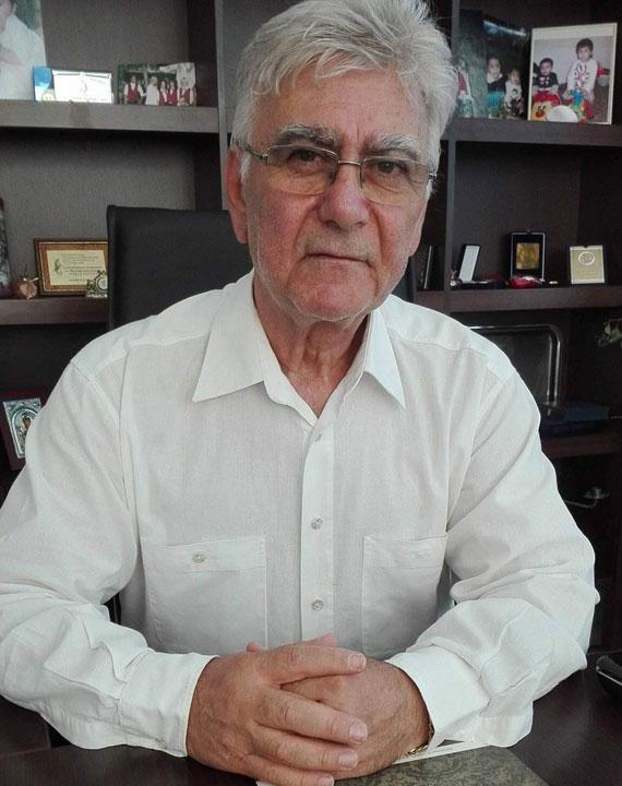 Ισαάκ (Σάκης) Ζορπίδης